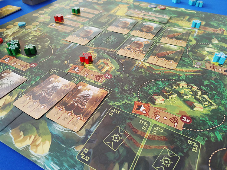 Quetzal Game Experience