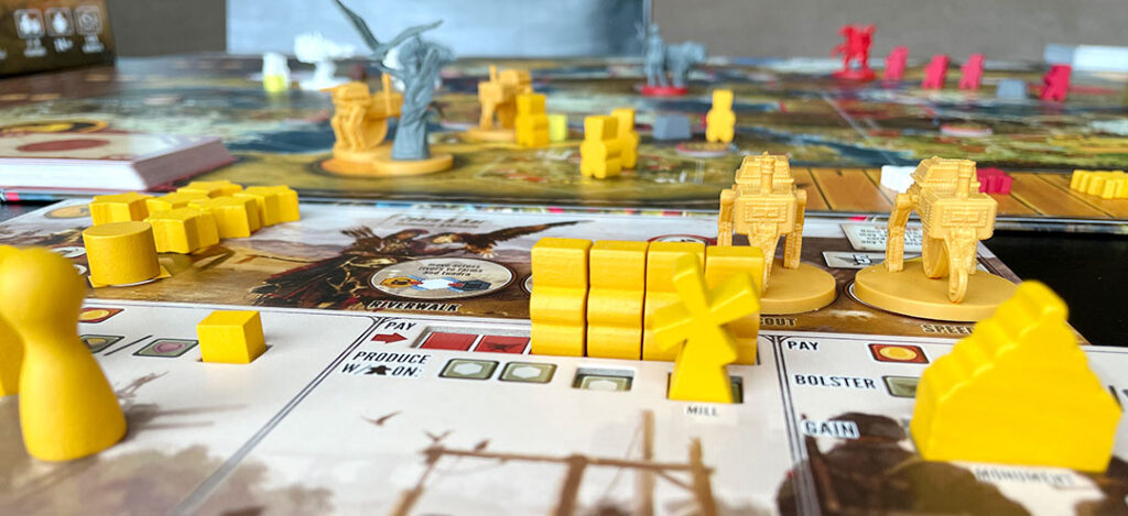 D100 Dungeon Review | Board Game Quest
