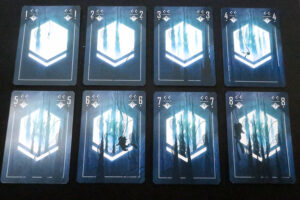 Shamans Blue Cards