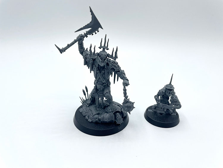 Warhammer Age of Sigmar: Dominion Monster