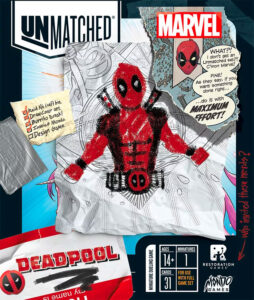 Unmatched Deadpool