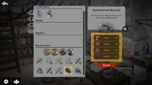 Descent: Legends of the Dark Crafting