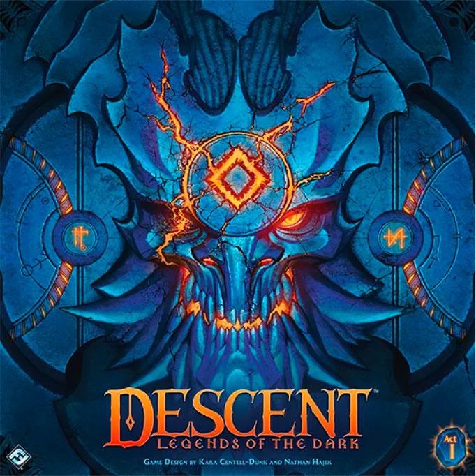 Descent: Legends of the Dark Review