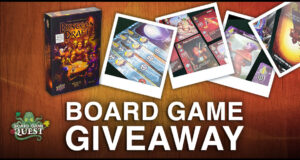 Board Game Giveaway