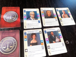 Lawyer Up Cards