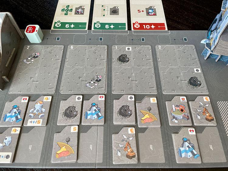 Luna Capital Game Experience