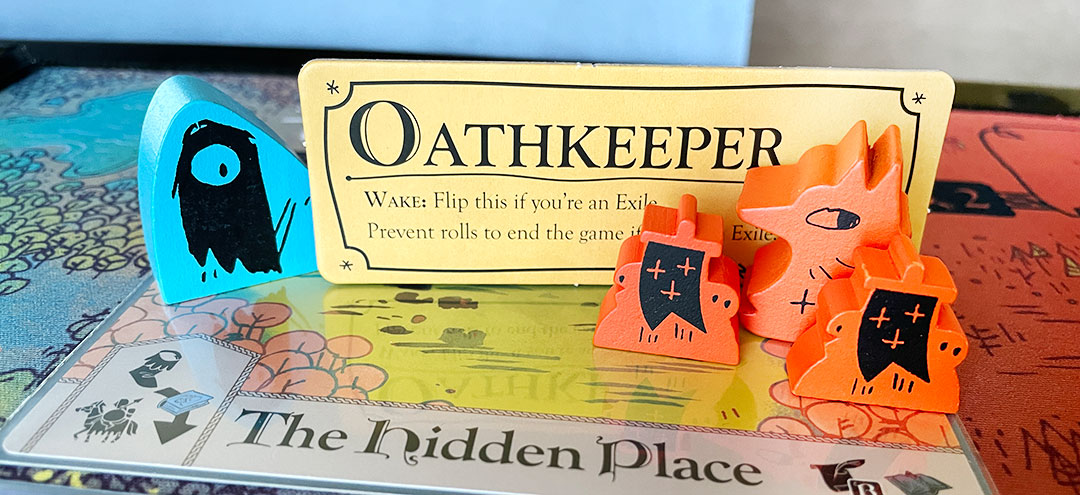 Oath Review