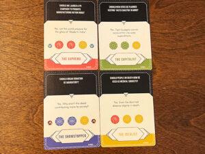 SHASN Cards