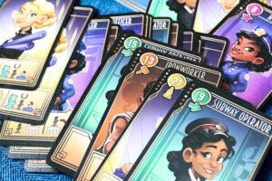 Santorini New York Cards
