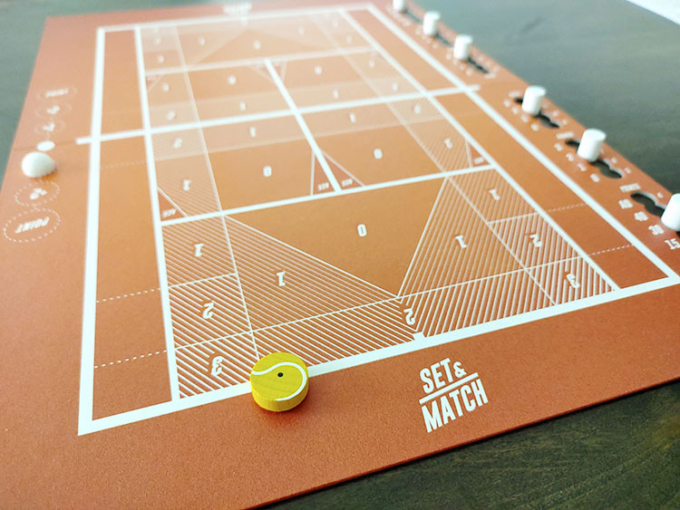 Set and Match Game Experience
