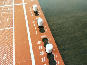 Set and Match Track