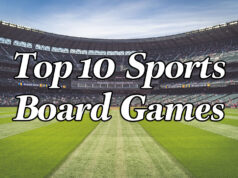 Top 10 Sports Board Games