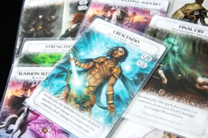 Ashes Reborn Cards