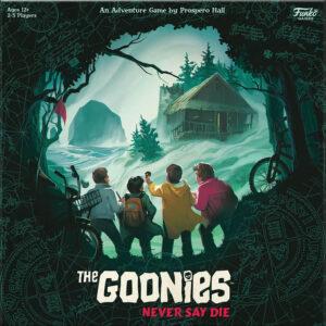 The Goonies: Never Say Die