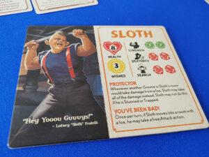 The Goonies: Never Say Die Sloth