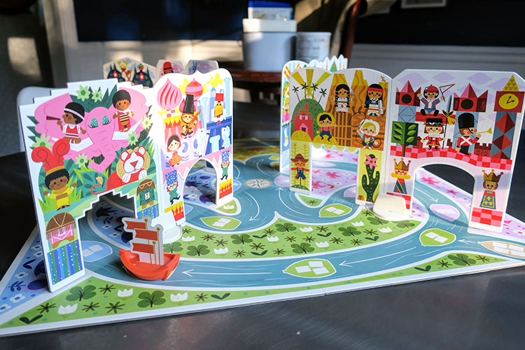 It's a Small World Game Experience