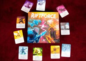 Riftforce Elementals