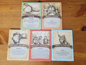 Tammany Hall Cards