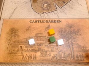 Tammany Hall Castle Garden