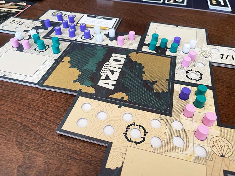 SHASN: Azadi Game Impressions