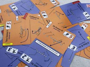 Breakaway Football Cards