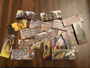 City Builder Ancient World Tiles
