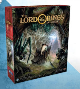In-flight Lord of the Rings LCG