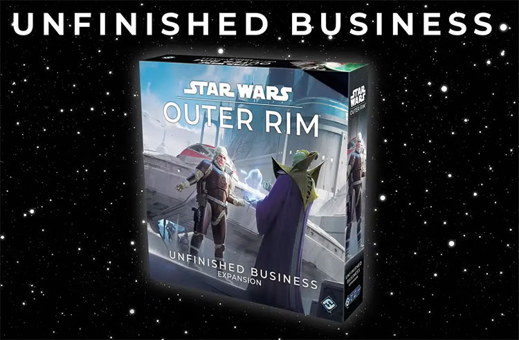 In-flight Outer Rim