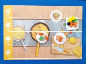 Kitchen Rush Plate