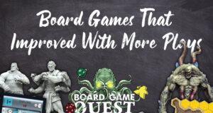 Improved Board games