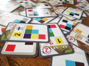 The Key: Sabotage at Lucky Llama Land Cards