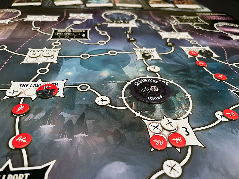 Tyrants of the Underdark Second Edition Game Experience
