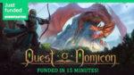 Quest of Nomicon